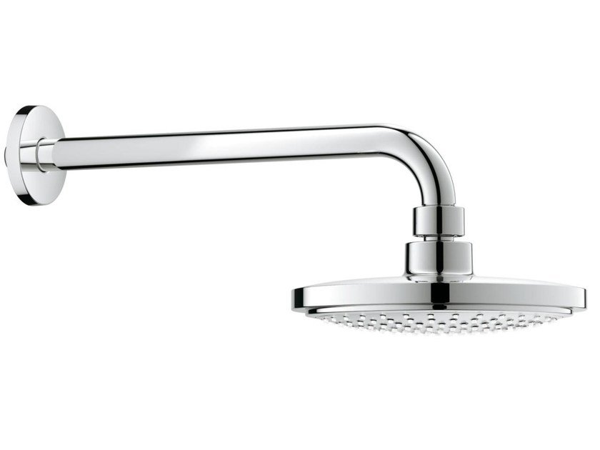 Wall-mounted adjustable 1-spray overhead shower EUPHORIA COSMOPOLITAN 180 | Overhead shower with arm - Grohe