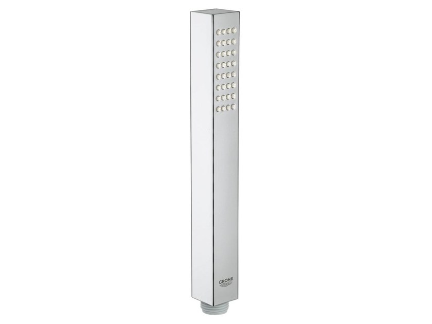 Chrome-plated 1-spray handshower EUPHORIA CUBE STICK | Handshower by Grohe
