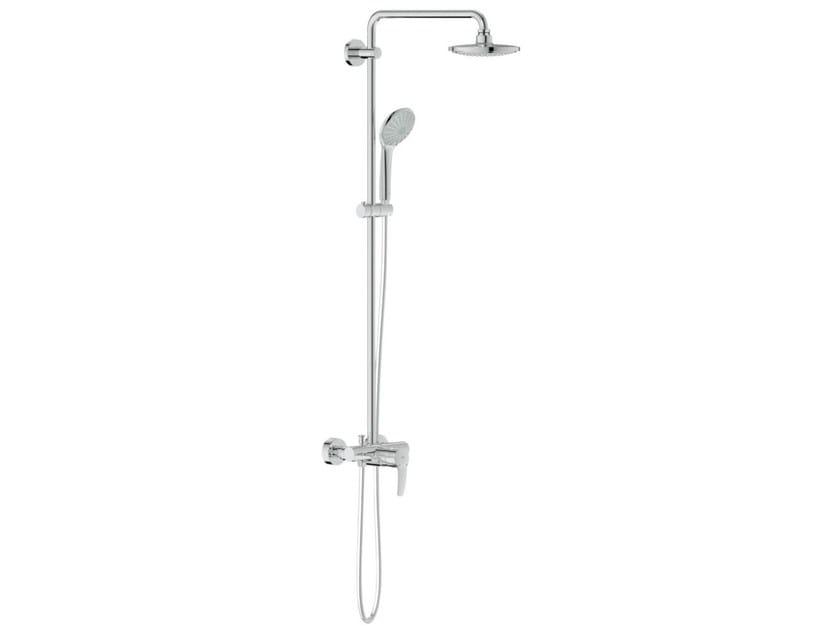 Colonna doccia a parete con soffione EUPHORIA SYSTEM 180 | Colonna doccia con doccetta by Grohe