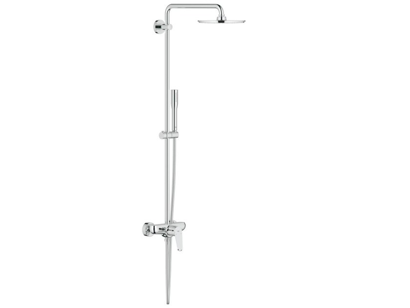 Wall-mounted shower panel with overhead shower EUPHORIA XXL COSMOPOLITAN SYSTEM XXL 210 - Grohe