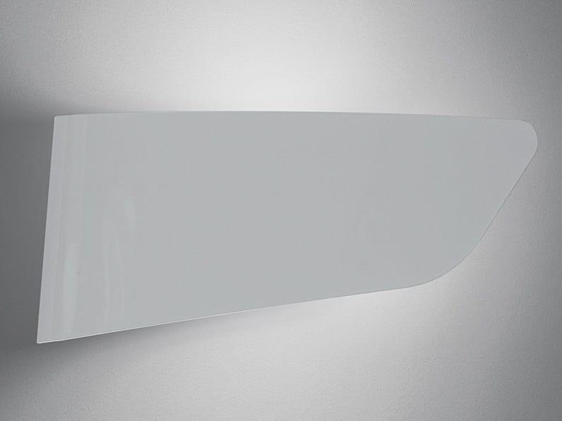 Direct-indirect light aluminium wall light EURIALO - Artemide