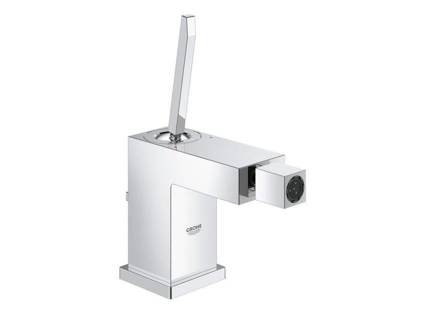 Countertop single handle bidet mixer with swivel spout EUROCUBE JOY | Bidet mixer - Grohe