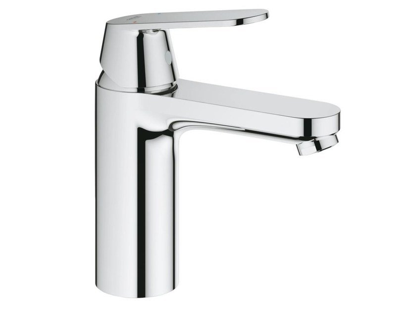 Countertop single handle washbasin mixer EUROSMART COSMOPOLITAN SIZE M | Washbasin mixer without waste - Grohe