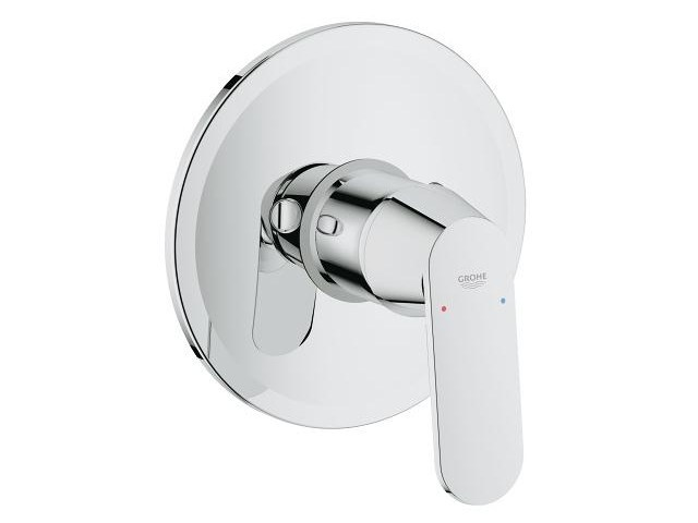 Single handle shower mixer EUROSMART COSMOPOLITAN | Shower mixer - Grohe
