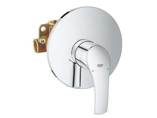 Single handle shower mixer EUROSMART | Shower mixer by Grohe