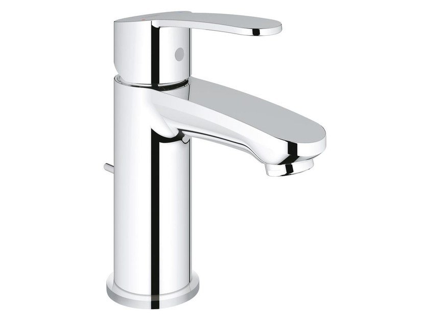 Countertop single handle washbasin mixer EUROSTYLE COSMOPOLITAN SIZE S | Washbasin mixer with pop up waste - Grohe