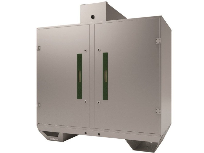 Industrial Heat recovery unit EVEREST XV - ALDES