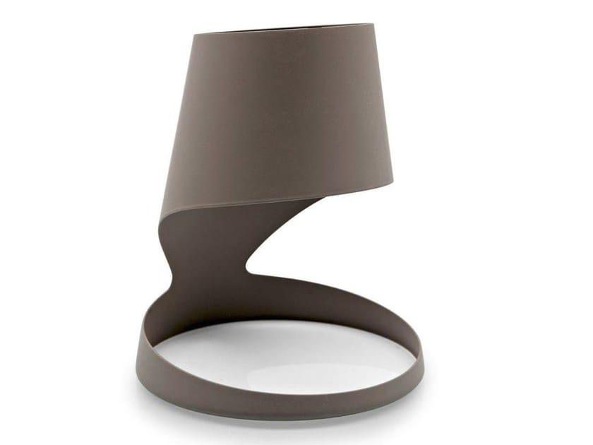 Metal table lamp EVO - Calligaris
