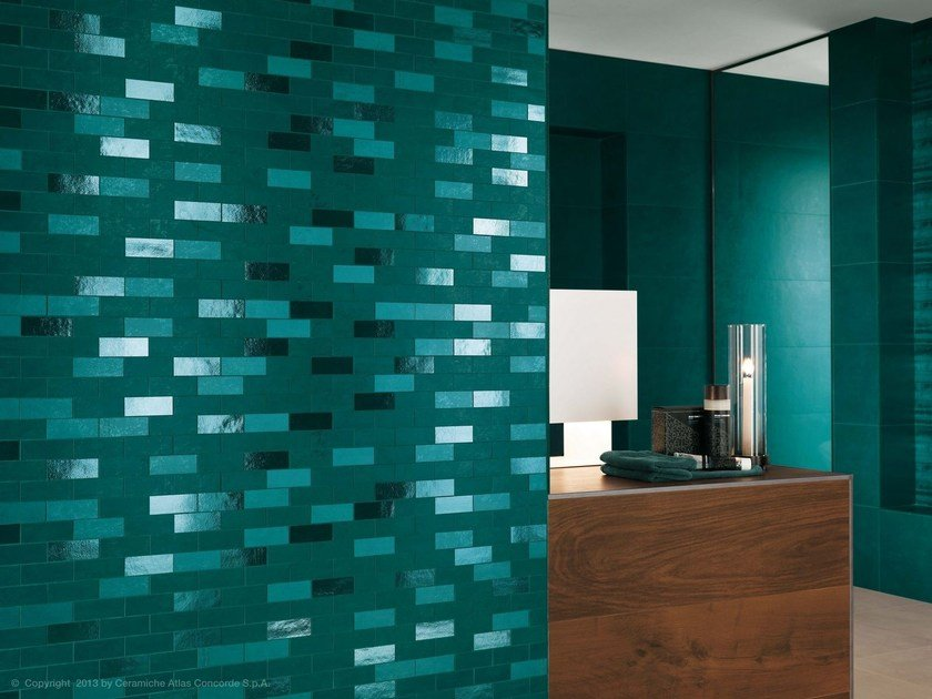 mosaico in ceramica a pasta bianca ewall mosaico in ceramica a pasta bianca atlas concorde. Black Bedroom Furniture Sets. Home Design Ideas