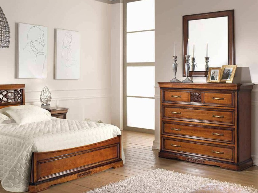 Solid wood dresser EXCLUSIVE | Dresser by Arvestyle