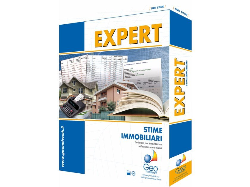 Property evaluation and estimate EXPERT STIME IMMOBILIARI - GEO NETWORK
