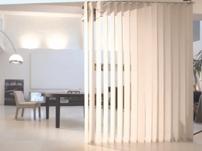 Fabric vertical blind EXPORT 800 - Arquati Service
