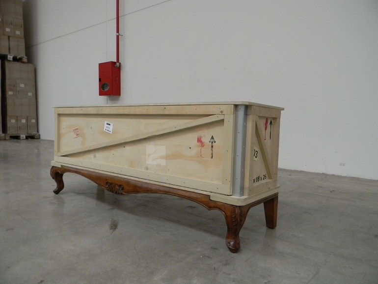 Wooden sideboard EXPORT COMÒ   Sideboard - Seletti
