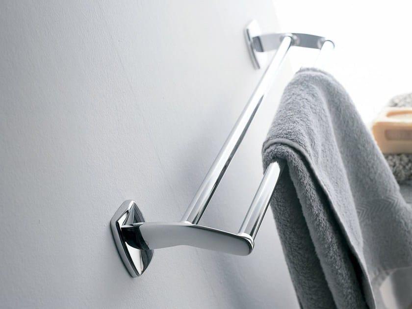 Porta asciugamani a barra doppio in metallo EXPORT |Porta asciugamani a barra doppio - INDA®