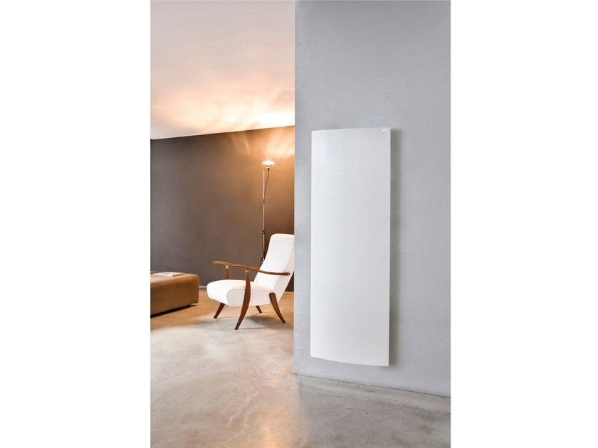 Wall-mounted extruded aluminium radiator EXTRÓ S - RIDEA