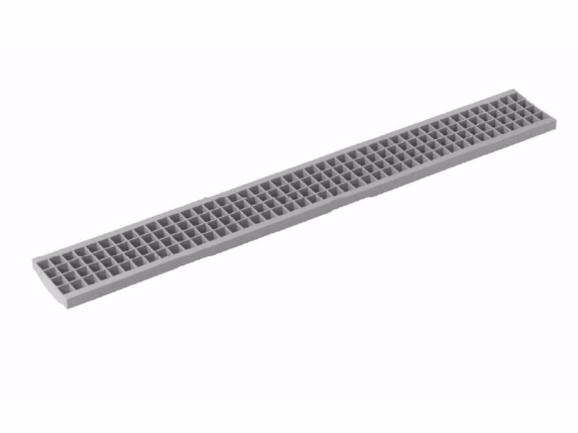 Manhole cover and grille for plumbing and drainage system EXTRA STRONG with clip by Dakota