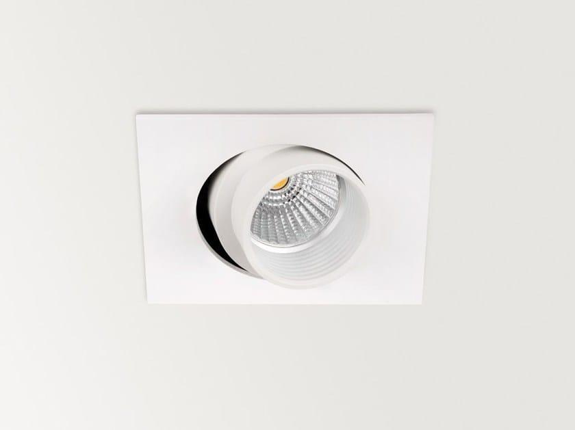 LED spotlight EYE SQUARE TILT - Arkoslight