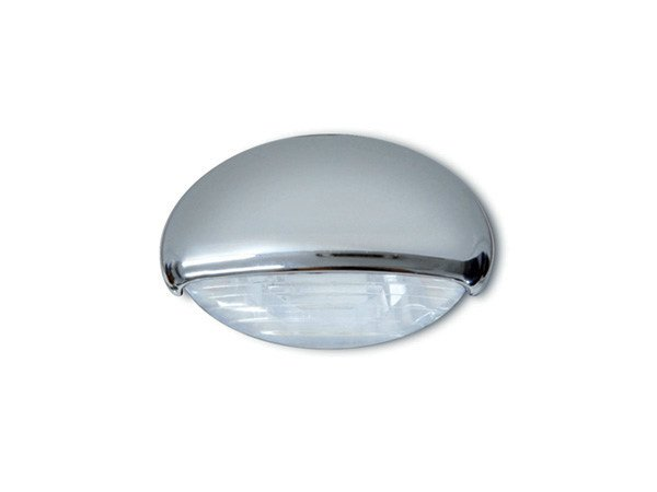 LED foot- and walkover light EYELID - Quicklighting