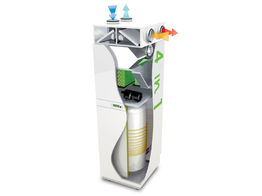 Air handling unit Easy Compact Clima 4 in 1 by ATH Italia