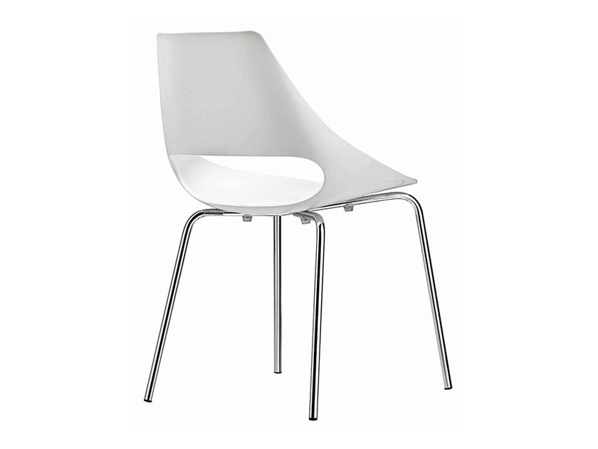 Technopolymer chair Echo 151 - Metalmobil