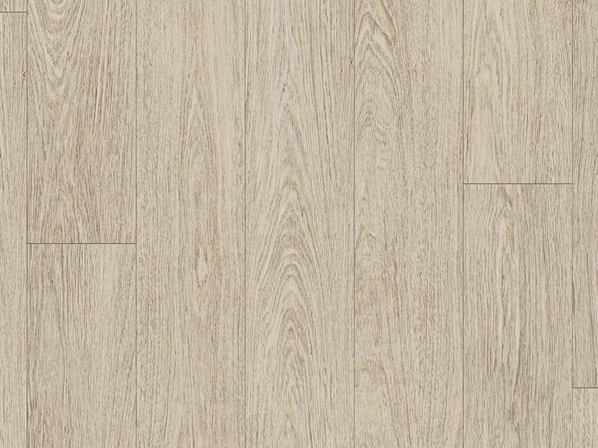Vinyl flooring with wood effect ECRU MANSION OAK by Pergo