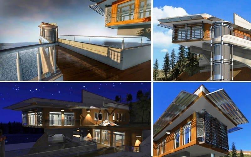 Progettazione architettonica bim edificius acca software for Piani di progettazione architettonica