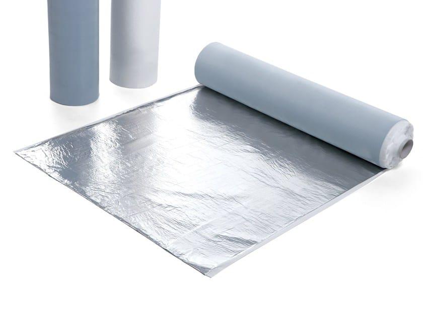 Prefabricated bituminous membrane ELOTENE DSFR - ISOLTEMA GROUP