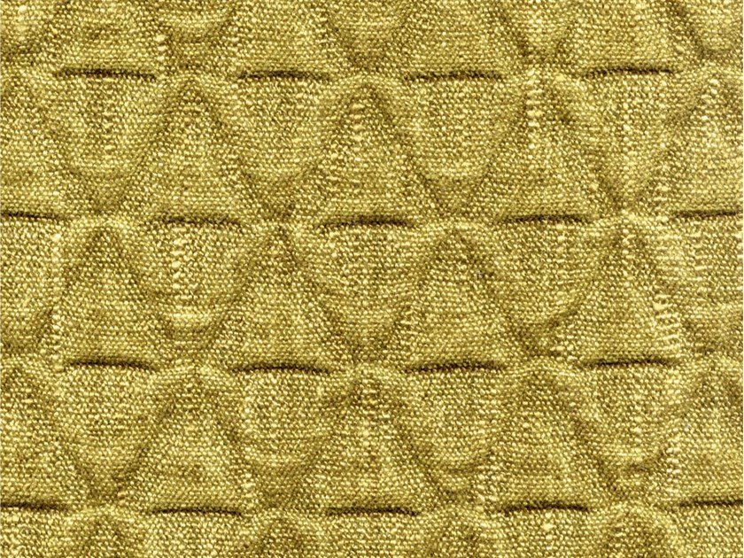 Patchwork upholstery fabric with graphic pattern EVOLUTION - Élitis