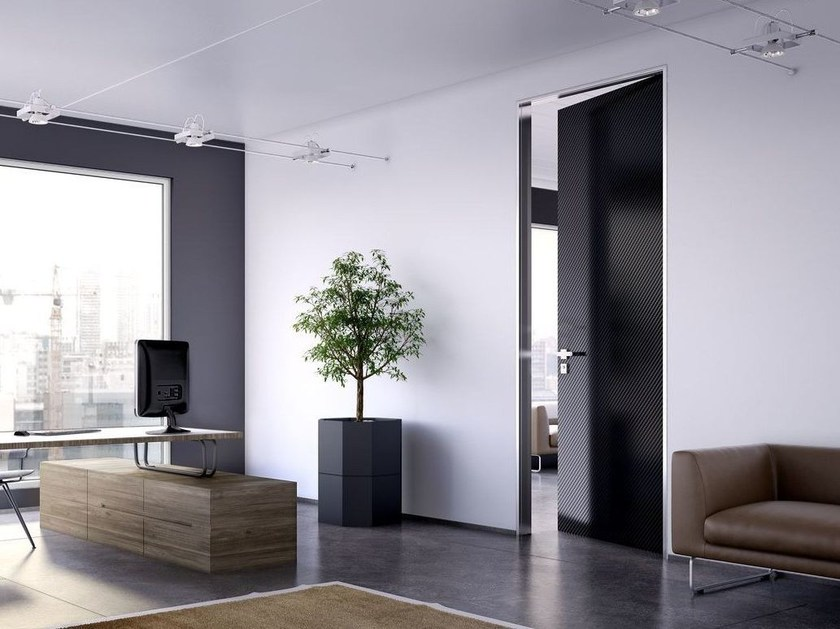 Hinged metal door EXCLUSIVE 200 by Interno Doors