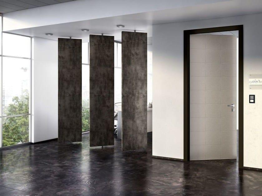 Porta a battente in metallo EXCLUSIVE 300 - Interno Doors