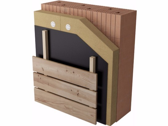 Exterior insulation system Exterior insulation system - Naturalia-BAU