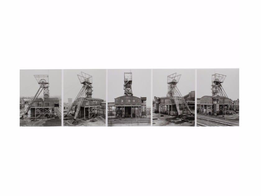 Stampa a pigmenti FÖRDERTURM ZECHE WALTROP - Weng Contemporary