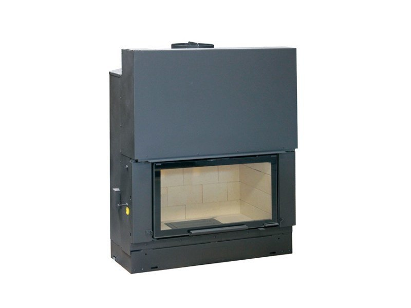 Wood-burning Fireplace insert F1000H - Axis