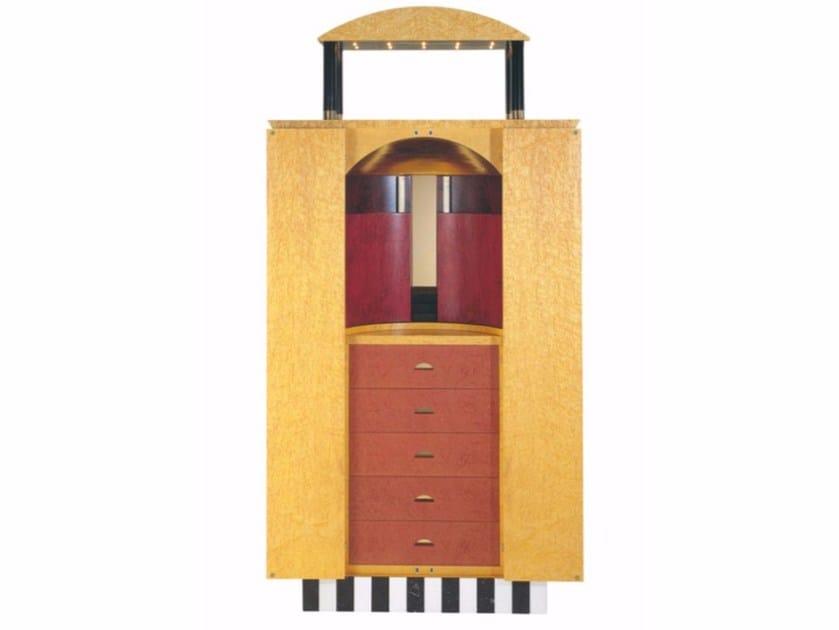 Design wooden storage unit F2 - Draenert