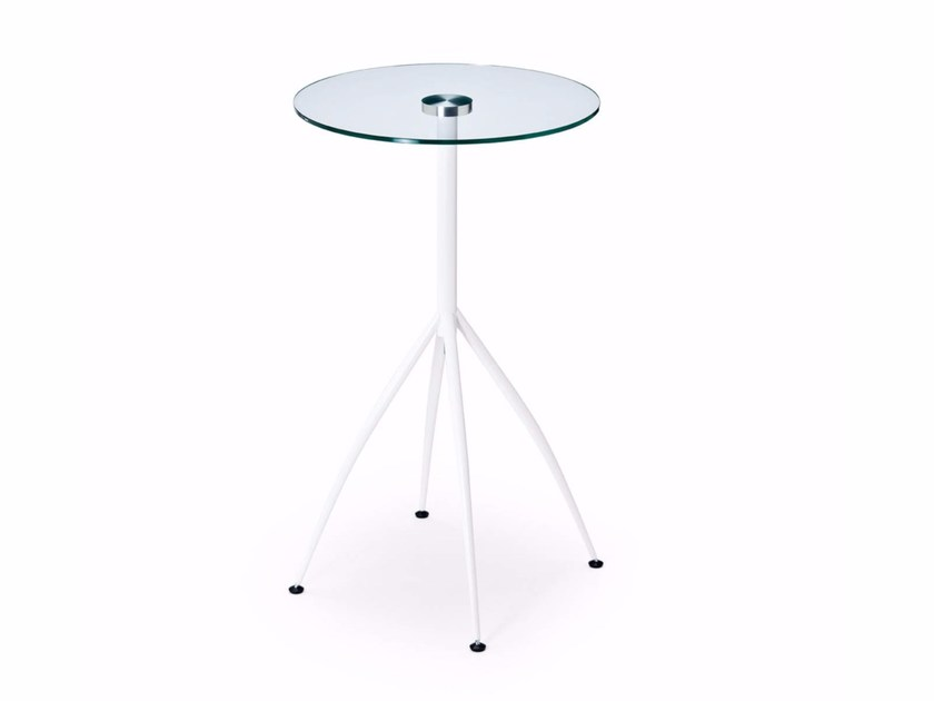 Round coffee table FACE | Coffee table - Midj