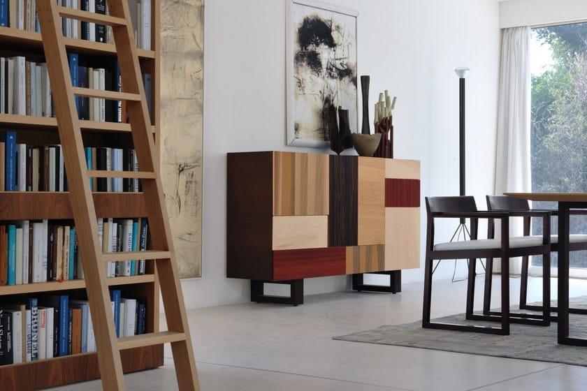 Madia in legno con ante a battente fantesca madia morelato - Morelato mobili ...