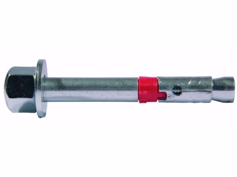 Steel Wall plug FAP | Steel Wall plug - Unifix SWG