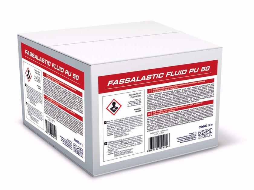 Polyurethane sealant FASSALASTIC FLUID PU 50 by FASSA