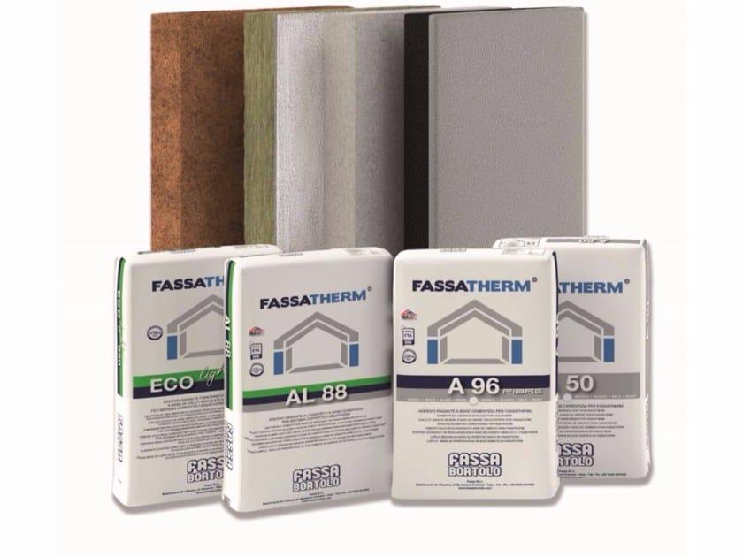 Exterior insulation system FASSATHERM® - FASSA