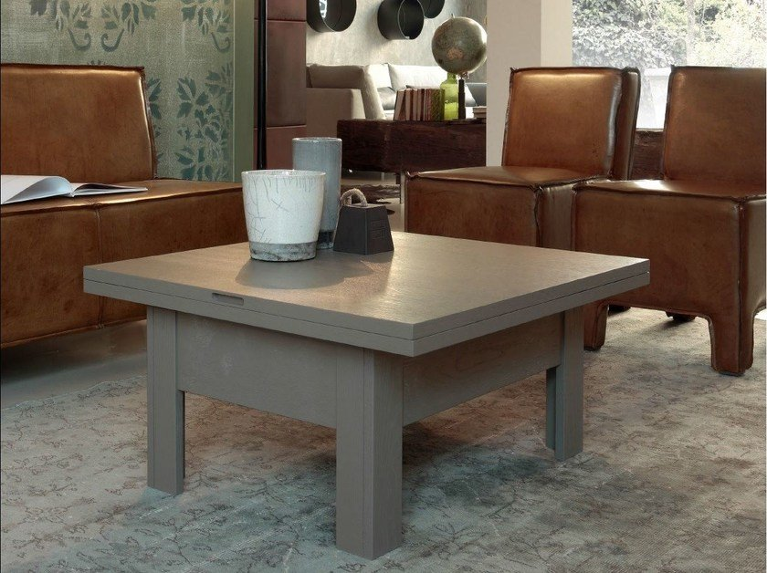Height-adjustable coffee table FAST | Coffee table - Devina Nais