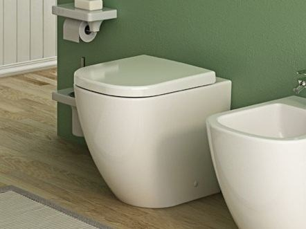 Ceramic toilet FASTER | Toilet - Hidra Ceramica