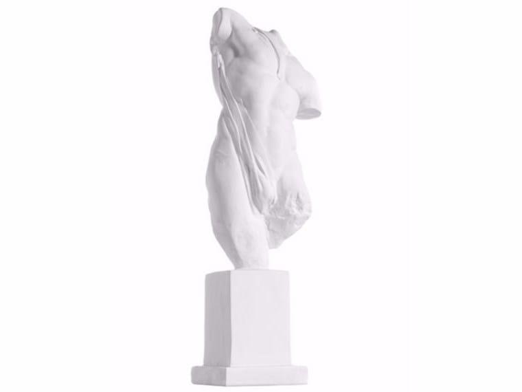 Gypsum sculpture FAUNO - Gianfranco Ferré Home