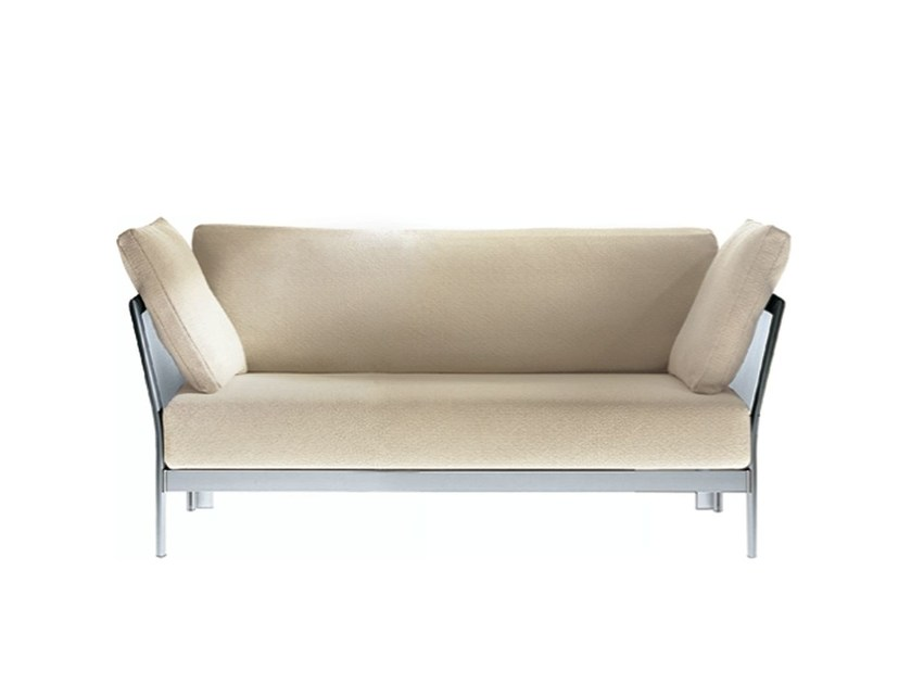2 seater sofa FAUST | Contemporary style sofa by Driade
