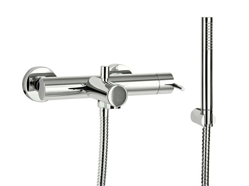 Bathtub tap with hand shower FEBO T   Bathtub tap - Signorini Rubinetterie