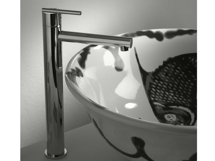 Washbasin mixer without waste FEBO T | Washbasin mixer by Signorini