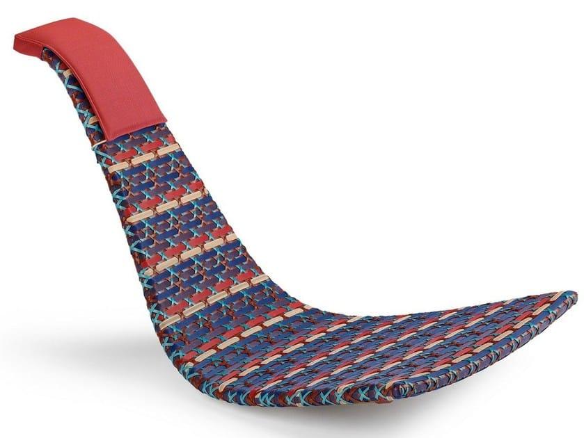 Deck chair FEDRO by Dedon