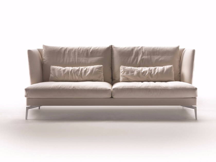 4 seater fabric sofa with removable cover FEEL GOOD TEN ALTO - FLEXFORM