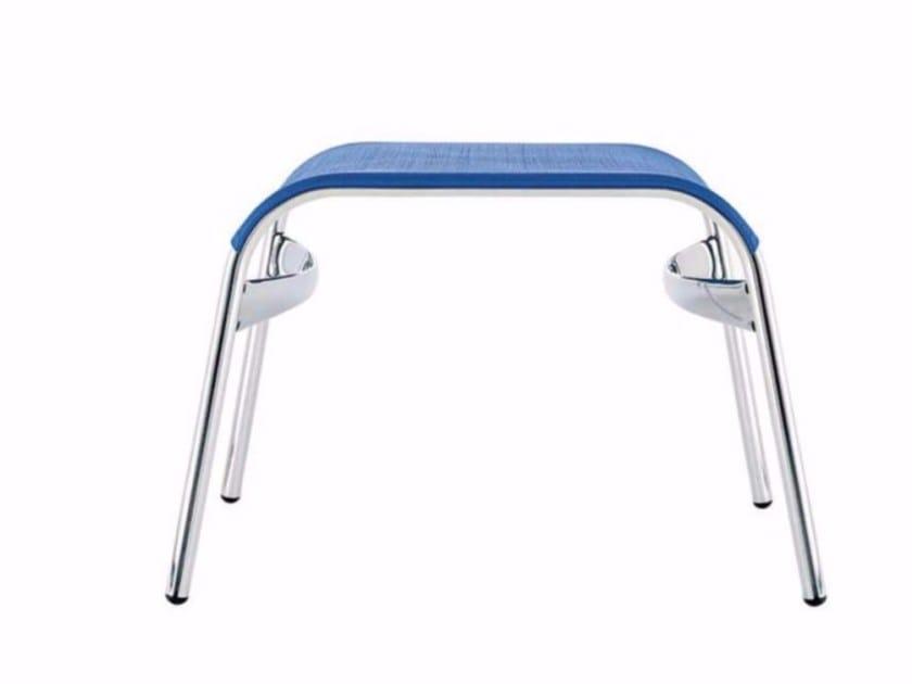 Mesh footstool FEETFRAME - 431 - Alias