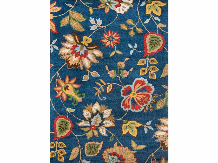 Rug with floral pattern FERIA - Jaipur Rugs