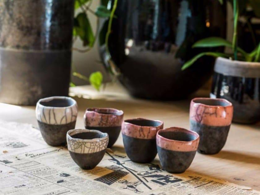 Ceramic vase FES | Vase - Domani